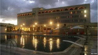Hotel Dar al Salam, Tobruk, Libya