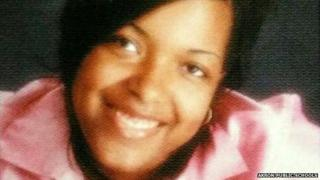 Amber Vinson -undated photo