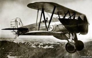 US Air Force aeroplane