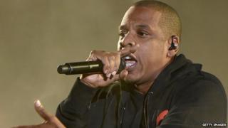 US music mogul Jay Z