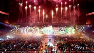 Games opening ceremony