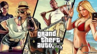 Grand Theft Auto 5 cover