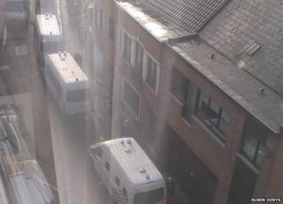 Siege in Ghent