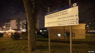 Glasgow's Gartnavel Hospital