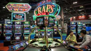 Global Gaming Expo Asia in Macau