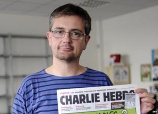 Charb, file pic