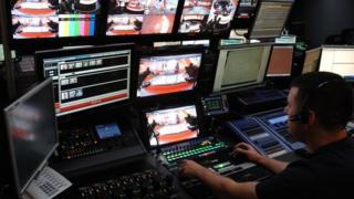 BBC TV gallery