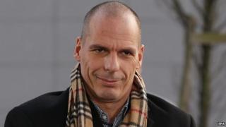 Yanis Varoufakis, 11 Feb 15