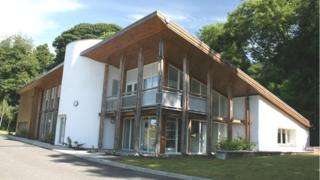 Tullis Russell Environmental Education (Tree) centre