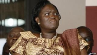 Simone Gbagbo in 2009
