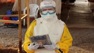Ebola tablet device