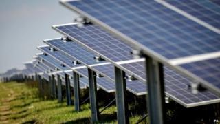 Small Scale Solar Energy Subsidies Set To End Bbc News