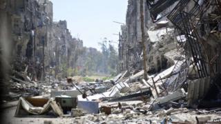 Yarmouk, 6 April
