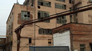 Dmitry Finikov's warehouse