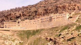 Monastery of Mar Mattai/St Matthew
