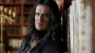 Rupert Everett in The Musketeers
