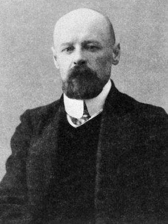 Владимир Пуришкевич (ноябрь 1916 года)