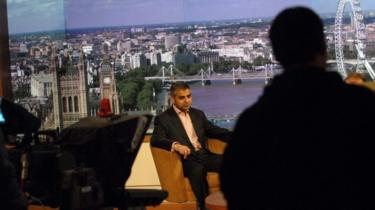 Sadiq Khan on the Marr Show, 2008