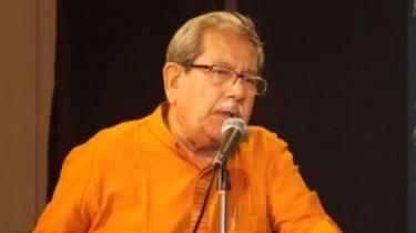Professor Anisuzzaman (file photo)
