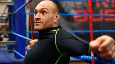 Boxer Tyson Fury will fight Wladimir Klitschko on Saturday