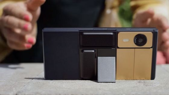 Google rethinks Ara modular smartphones