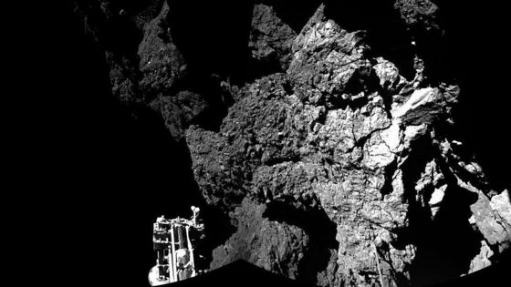 Rosetta'ya veda vakti geldi