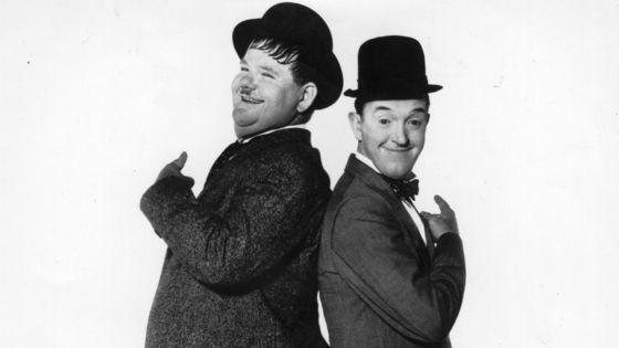 Laurel y Hardy: Sus Vidas y su Magia | 2011| HD| Castellano