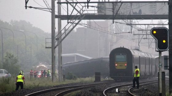 Image result for Belgium train crash: Several hurt in Leuven derailment