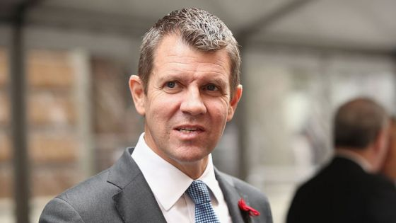 New South Wales Premier Mike Baird quits politics