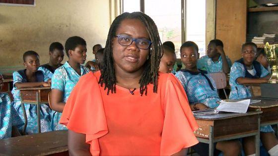 Helping Ghanaian children through a love of reading