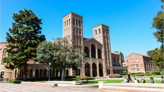 How would I get into UCLA (from UK)?