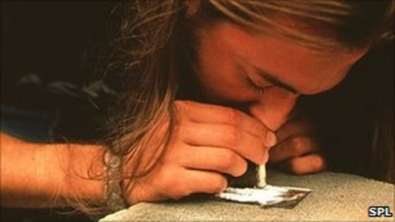 1-6 days; 10 ng/ml pinpoint pupils, extreme drowsiness, dizziness, blurred vision, slowed breathing cocaine (coc)