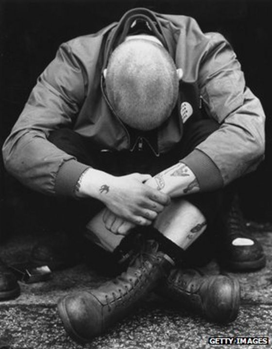 Should I write a paper about skinheads even though it might get me into trouble?