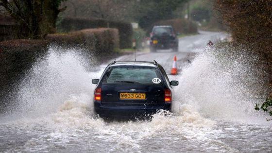 Cảnh báo: bạn có thể mua nhầm xe ô tô cũ bị ngập nước