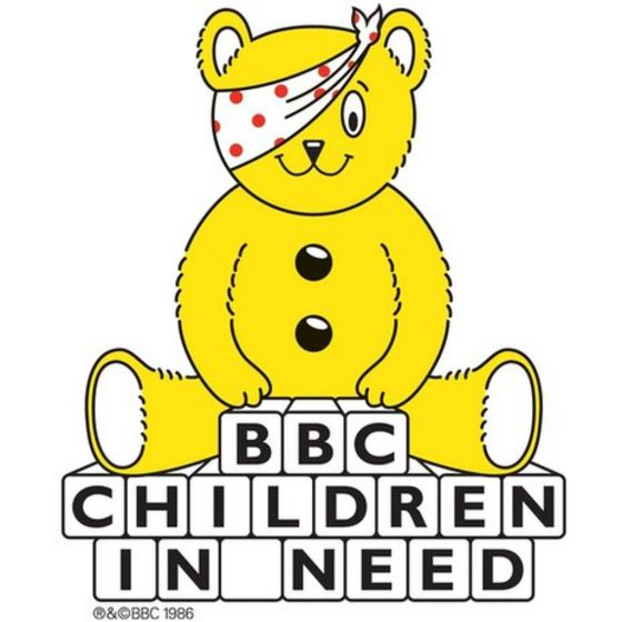 Image result for pudsey bear image