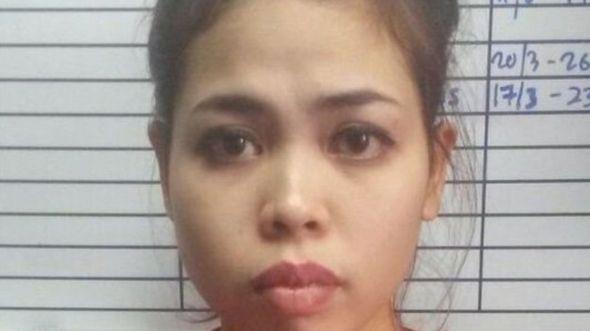 Nghi phạm Siti Aisyah