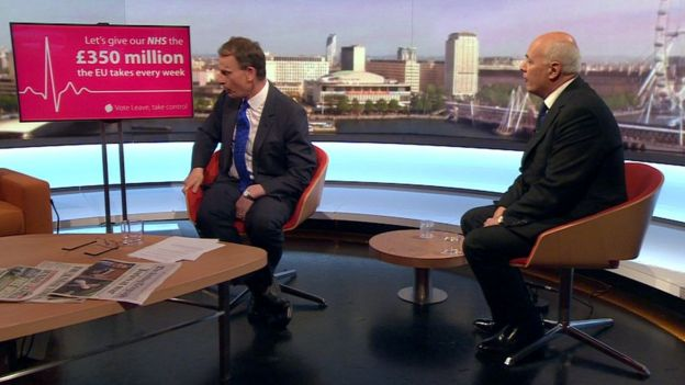 Andrew Marr and Ian Duncan Smith
