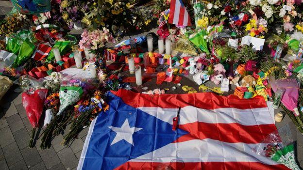 Homenaje a víctimas