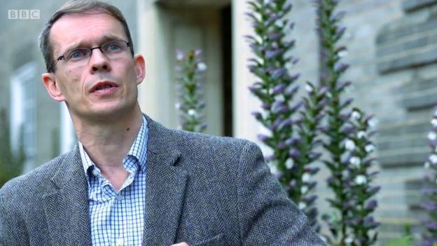 Doctor Robert Semple, experto en ciencia metabólica de la Universidad Cambridge.