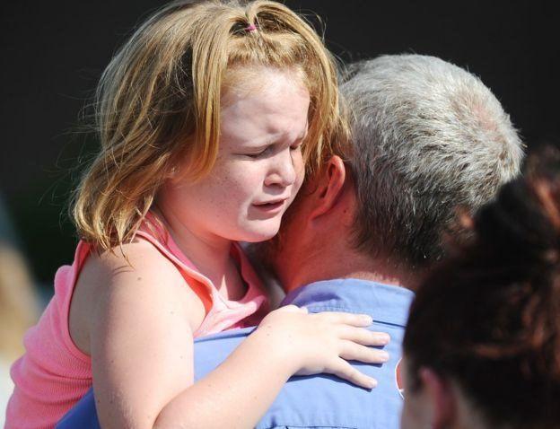 Bir baba ve kızı