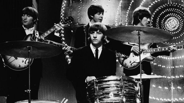 Ringo Starr and The Beatles