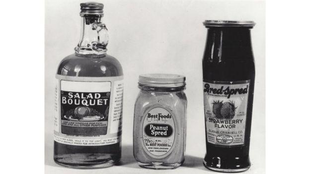 Productos de la época