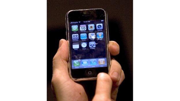 iPhone de primera generación