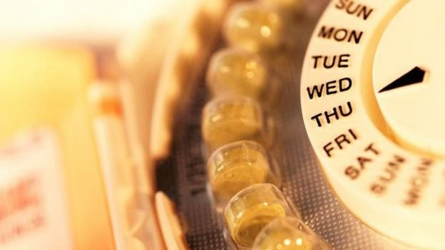 Dispensador de anticonceptivos