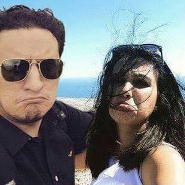 Arsalaan Sever and Huma Mobin