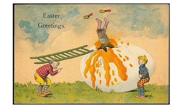 Victorian Easter Cards – Victorian Easter Cards