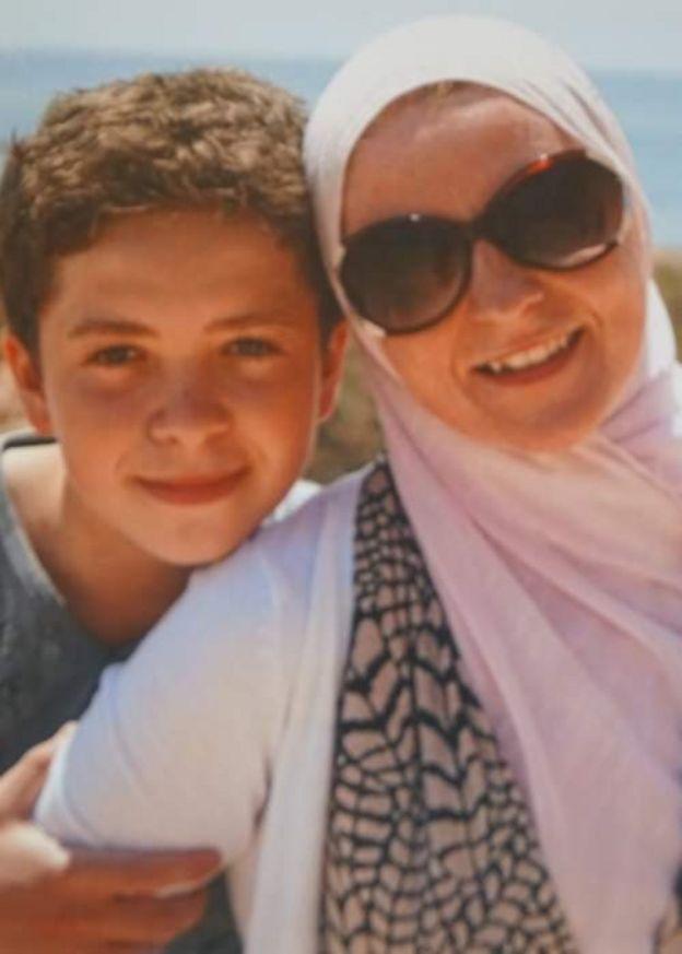 Nicola Benyahia y Rasheed.