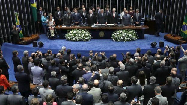 Senado de Brasil.