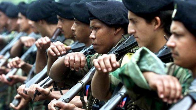 En Colombia ha existido un conflicto armado en los últimos 50 años.
