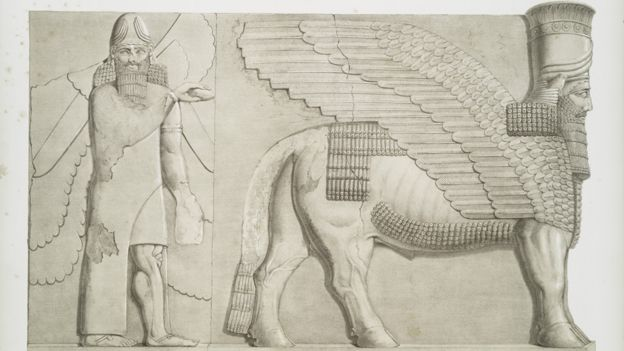 The Lamassu of Nineveh